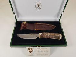Muela Damaškový nôž Braco 11DAM