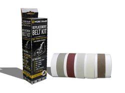 Work Sharp Ken Onion Edition Blade Grinding Attachment Belt Kit